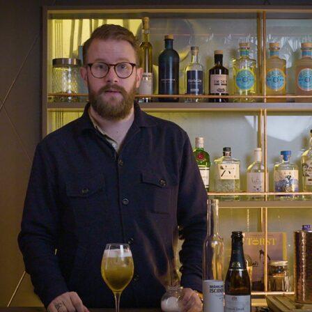 Emil Åreng blandar Pomme Royal
