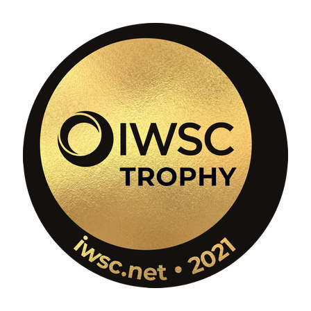 IWSC Trophy 2021 Brännlad Iscider